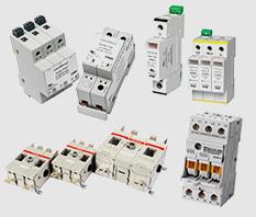 MERSEN: Fusíveis, protetor de surto (DPS), chaves, contatores,   relés, blocos de distribuição, dissipadores de calor, Heat Pipe, gerenciamento de   energia.