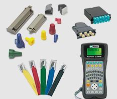 PANDUIT: Disjuntores, relés de controle inteligente EASY, contatores, botões de comando e sinaleiros, IHM, inversores de frequência, softstarters.